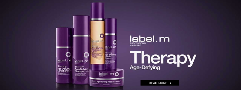 Professional Hair Care, age defying Label M Therapy